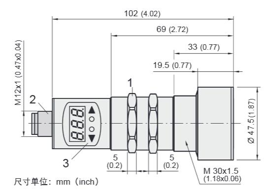 西克sick 超声波传感器 um30-214114