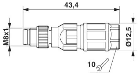 电路 电路图 电子 工程图 平面图 原理图 443_245