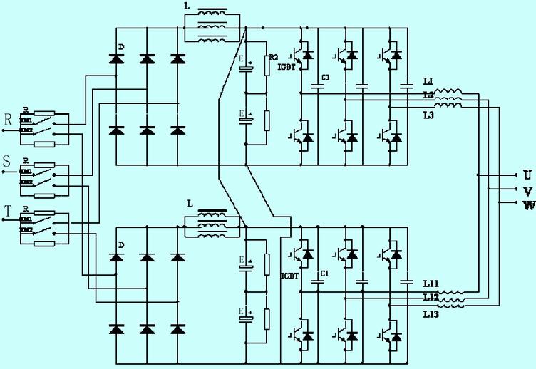易驱变频器 1.5kw逆变器驱动 西门子siemens 6sl3211