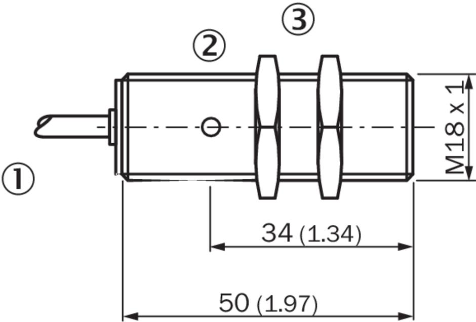 西克sick电感式接近传感器im18-12bps-zw1产品接线图
