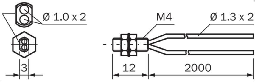 西克sick光纤传感器 ll3-dm01